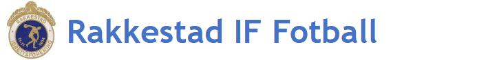 Rakkestad IF Fotball Logo